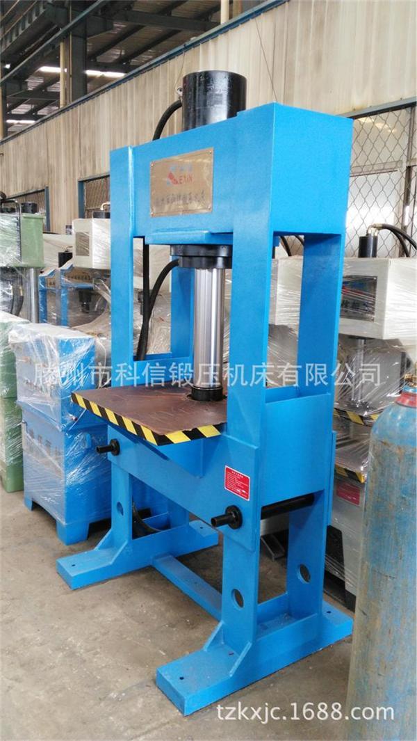 YL22-100吨双柱龙门液压机