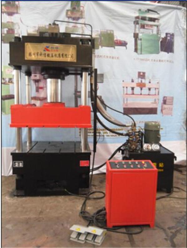 YL32-200吨硬质合金挤压成型液压机