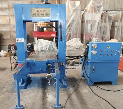 100T可移工作台龙门液压机