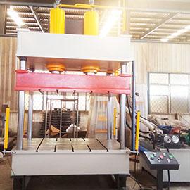 200吨大台面快速液压机