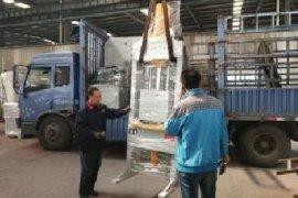 200吨龙门液压机发货通知